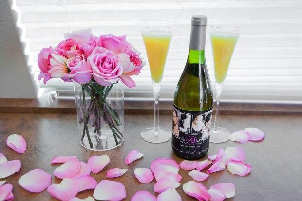 Mimosa, Wine, Wedding, Bridal, Ayari's Brides, Wedding Hair, Wedding Makeup