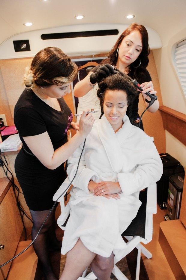 Wedding, Bridal, Ayari's Brides, Wedding Hair, Wedding Makeup