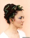 http://www.marthastewart.com/271526/medusa-hair?czone=holiday%2Fhalloween-center%2Fhalloween-center-costumes&gallery=275248&slide=271526&center=276965
