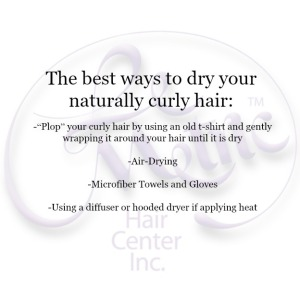 Hair Tip Infographic 2